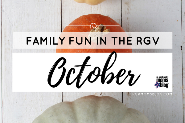 October Events in the RGV