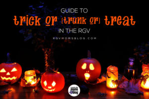 Trick or Trunk or Treat in the RGV