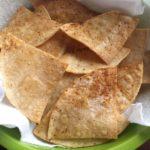 Easy Recipe: Homemade Corn Chips