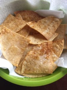corn chip recipe