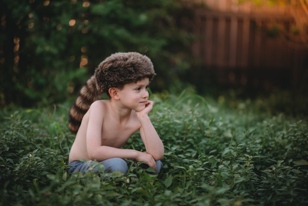 A Childhood Conundrum: Stop Growing! Keep Growing!