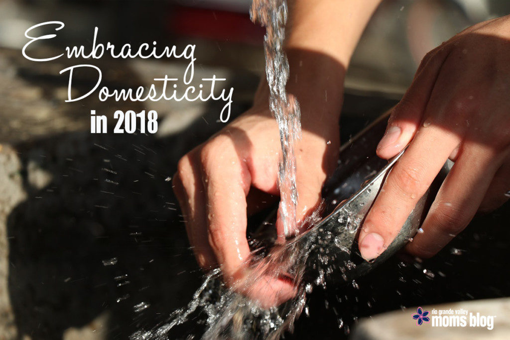 Embracing Domesticity