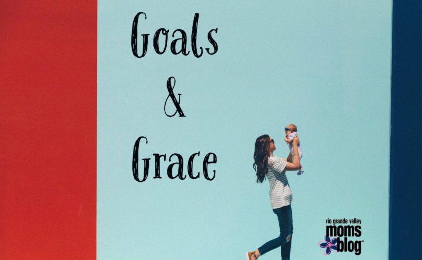 Goals and Grace Celeste Barnard