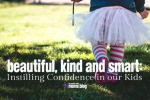 Instilling Confidence