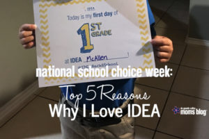 School Choice IDEA