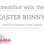 Chick-Fil-A Easter Breakfast