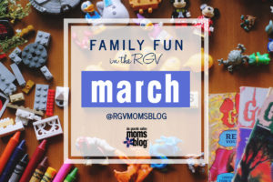 Family Fun in the RGV: March 2018