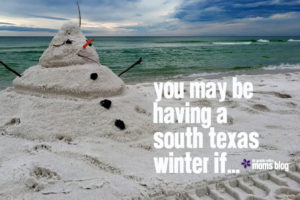 South Texas Winter