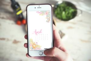 April-Phone-Calendar-Mockup