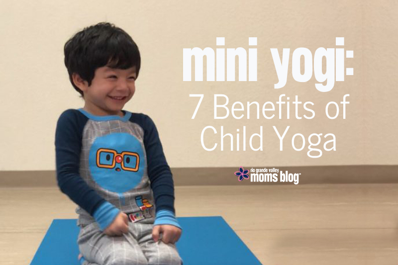 Mini Yogi Child Yoga