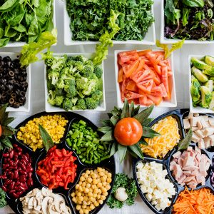 Vegetables Balance