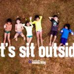 Let's Sit Outside!
