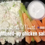 Recipe of the Month: Lightened-Up Chicken Salad