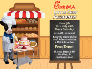 Chick-Fil-A Little Chef Academy