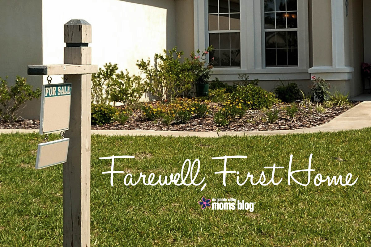Farewell First Home