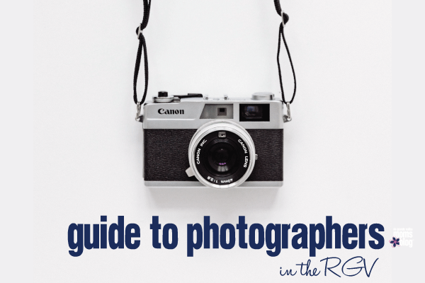 Guide to Photographers in the RGV