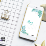 Hello, May! [Screensaver + Activities]