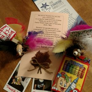 One Starfish Parent Gift