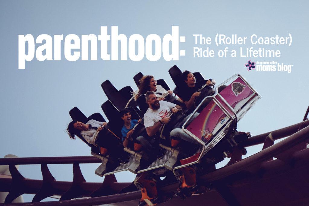Parenthood Roller Coaster Ride