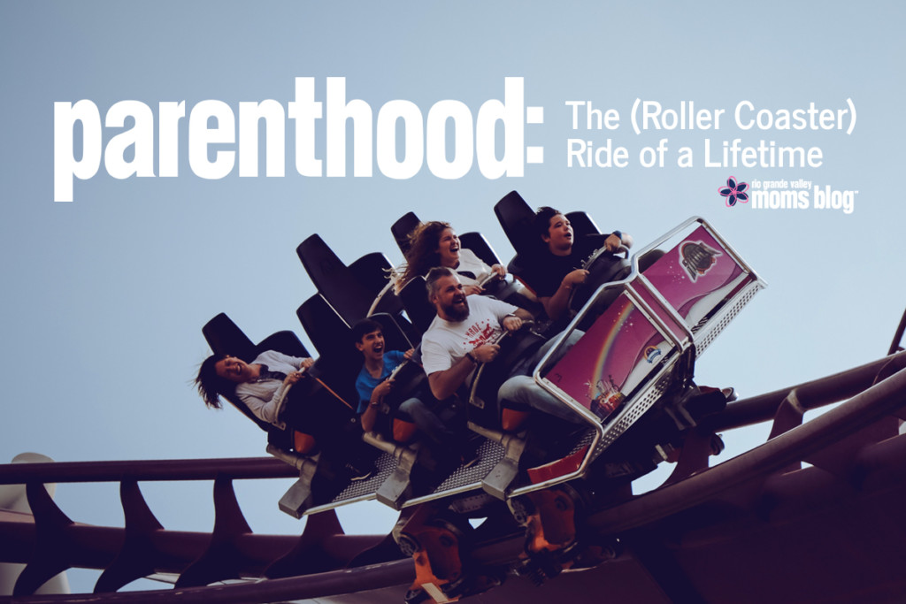 Parenthood Roller Coaster Ride
