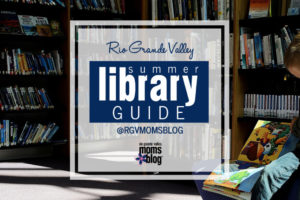 Summer Library Guide RGV Texas