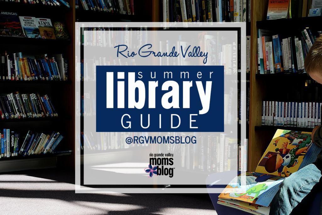 Summer Library Guide RGV Texas