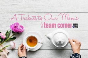 Team Corner-May