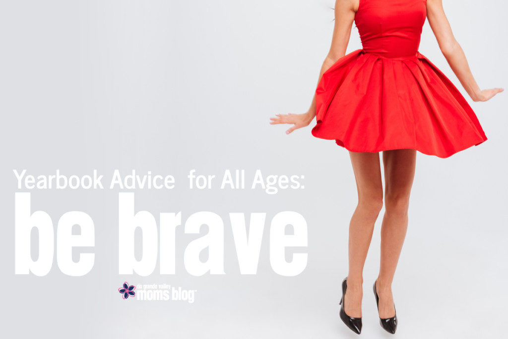 Be Brave Yearbook