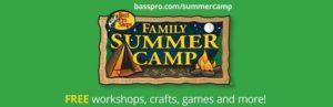 Family Summer Camp Bass Pro Shops Harlingen