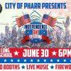 Pharr July 4th 2018