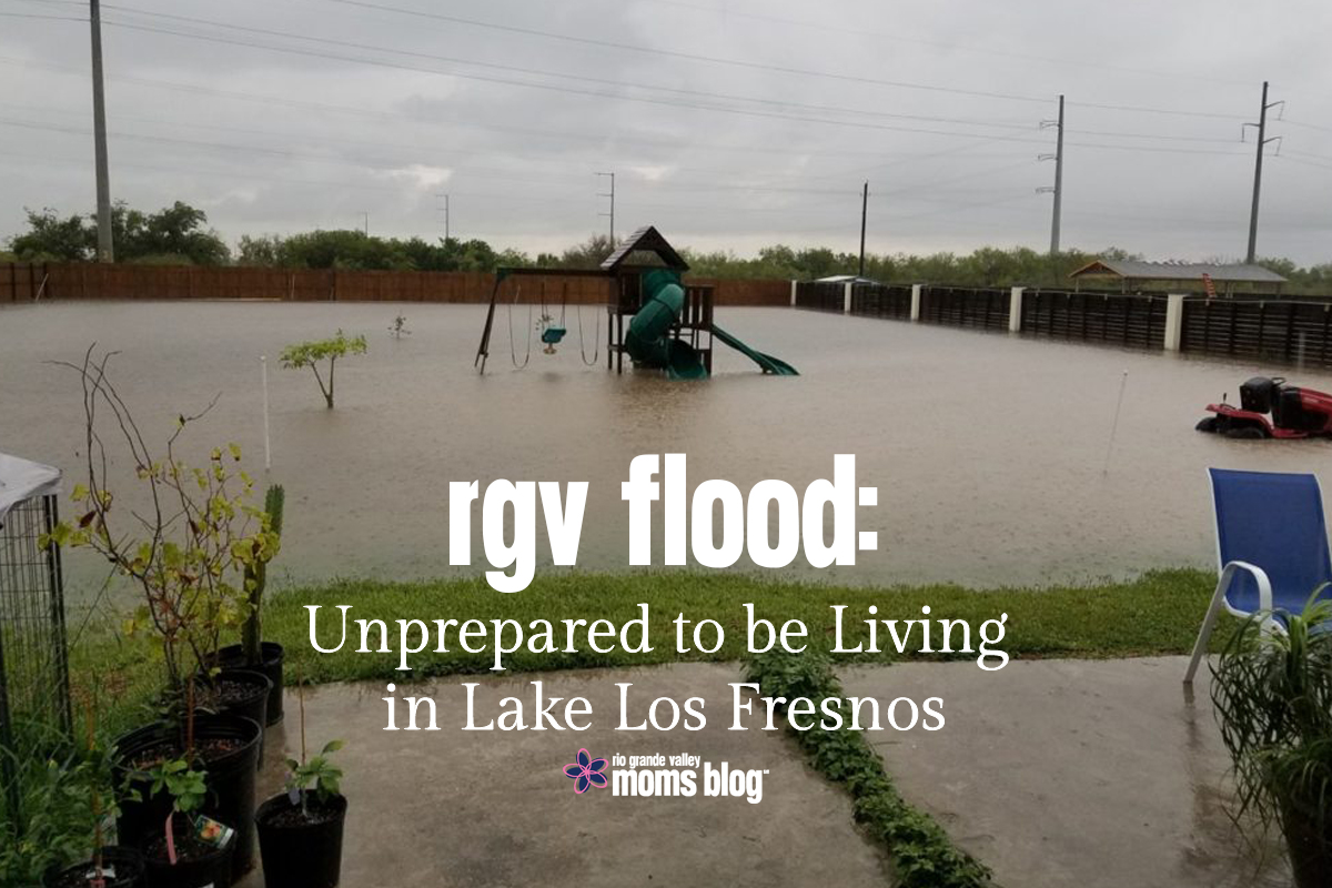 Flood Lake Los Fresnos