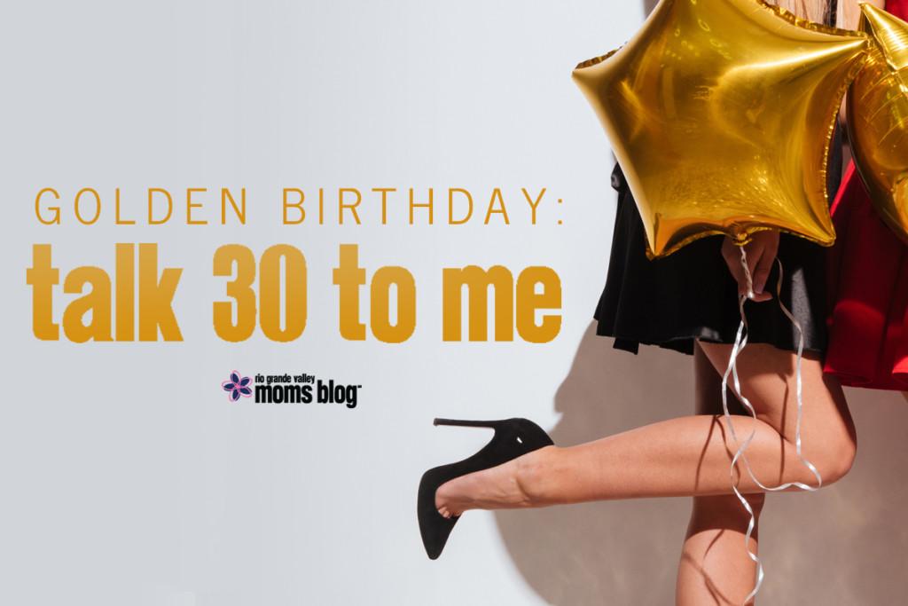 Golden Birthday Talk 30