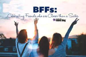 BFFs Friends Sister