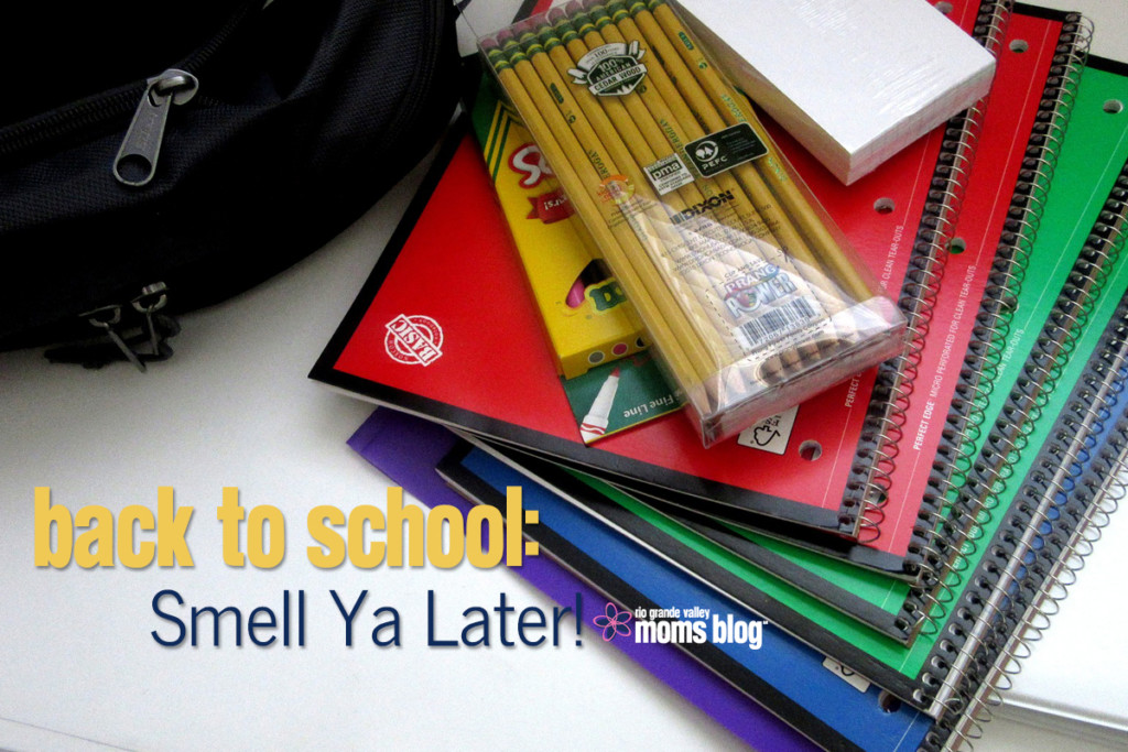 Back to School Smell