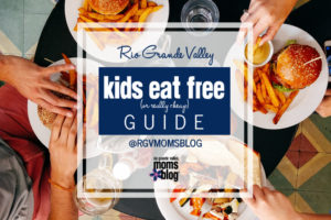 RGV Kids Eat Free Guide