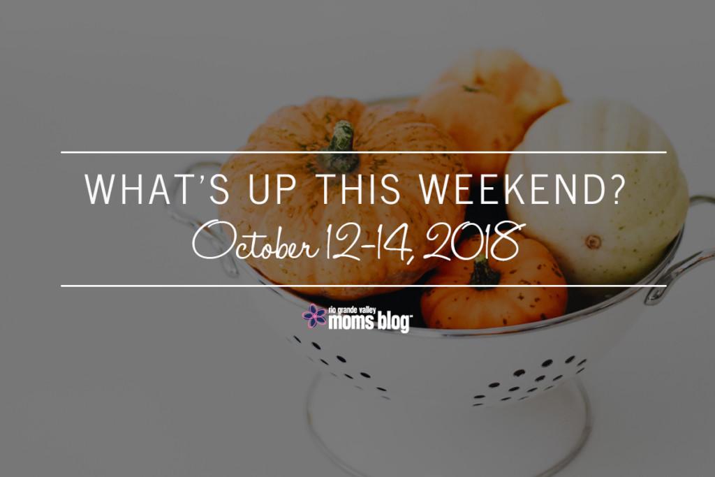 Weekend Events October 12-14, 2018