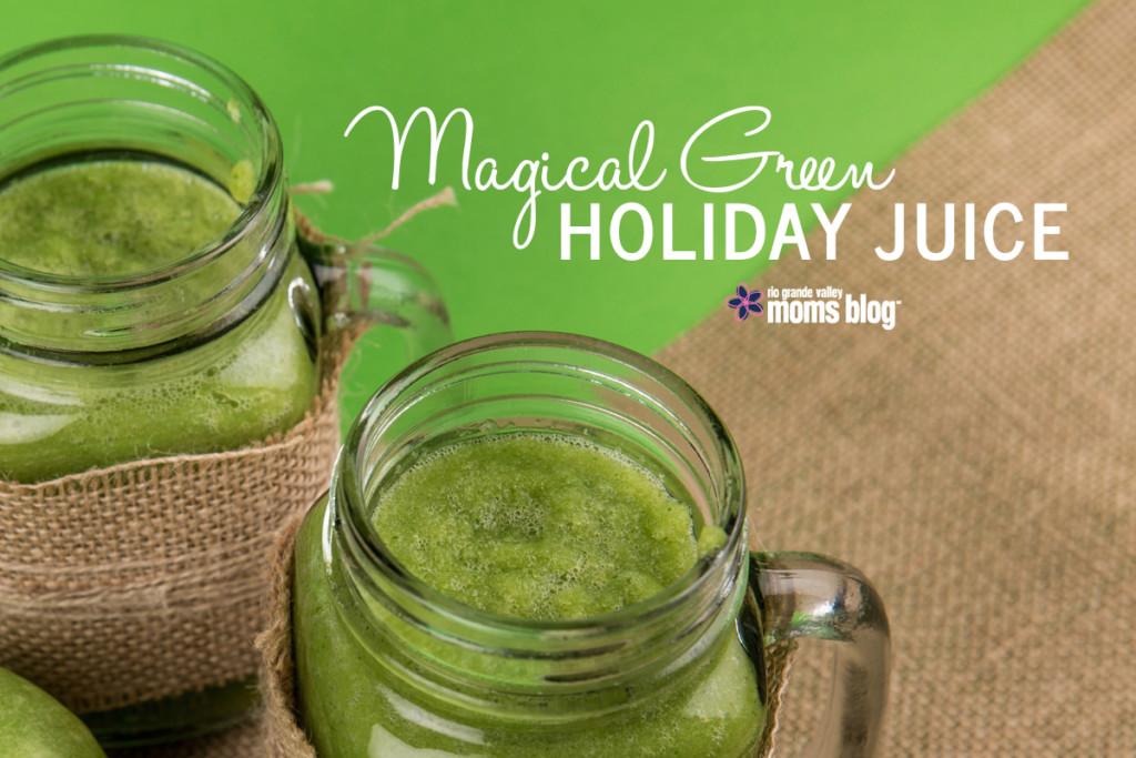 Green Holiday Juice