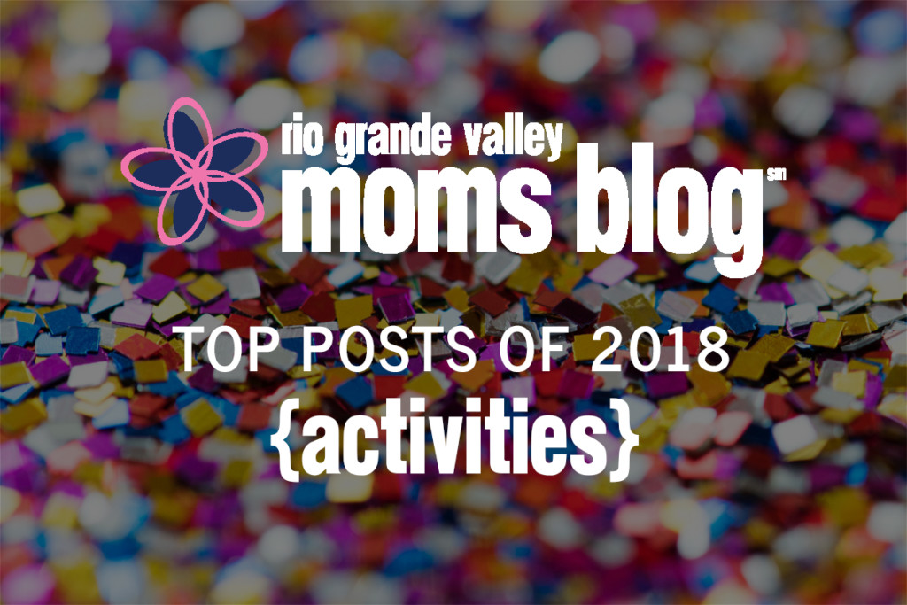 Top Posts of 2018 Activities