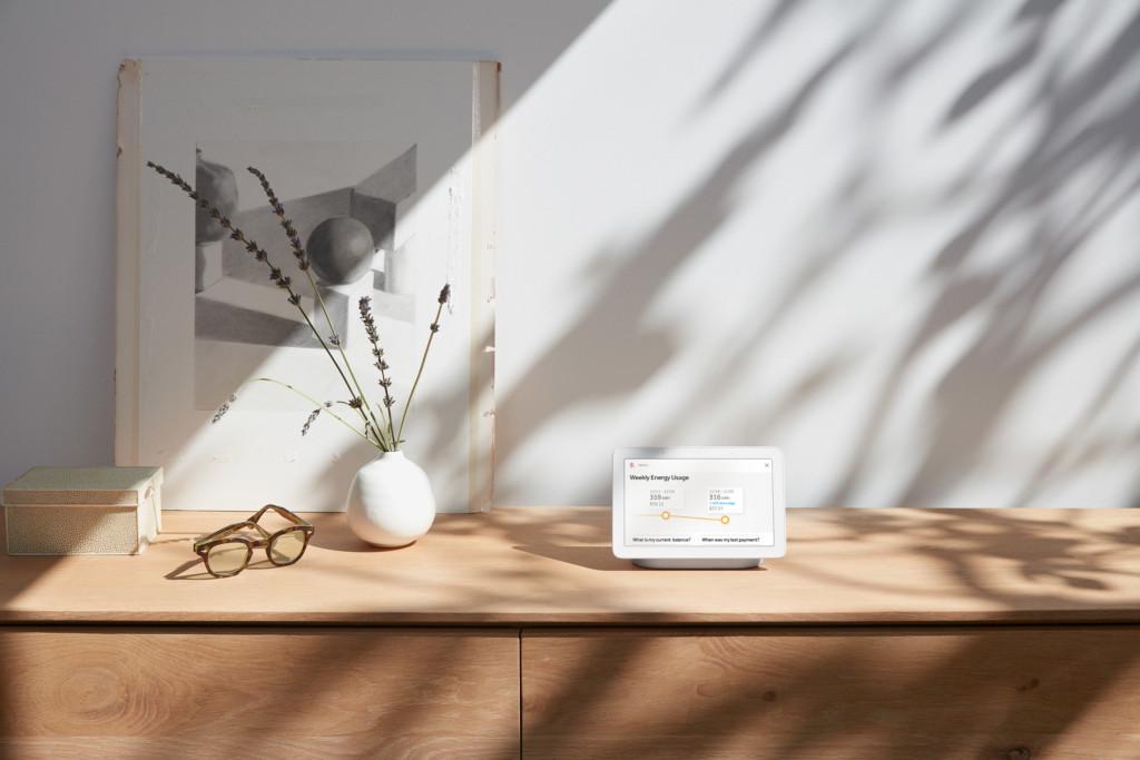 Smart Home Energy Usage with Reliant Energy and Google Home Hub