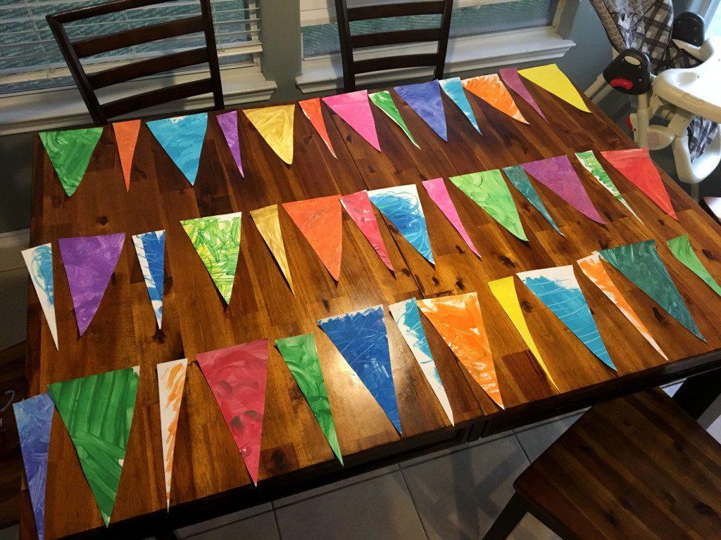 DIY Celebration Banner 4