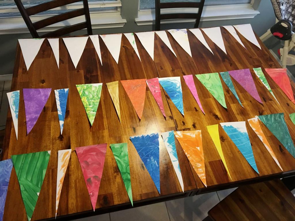 DIY Celebration Banner 6