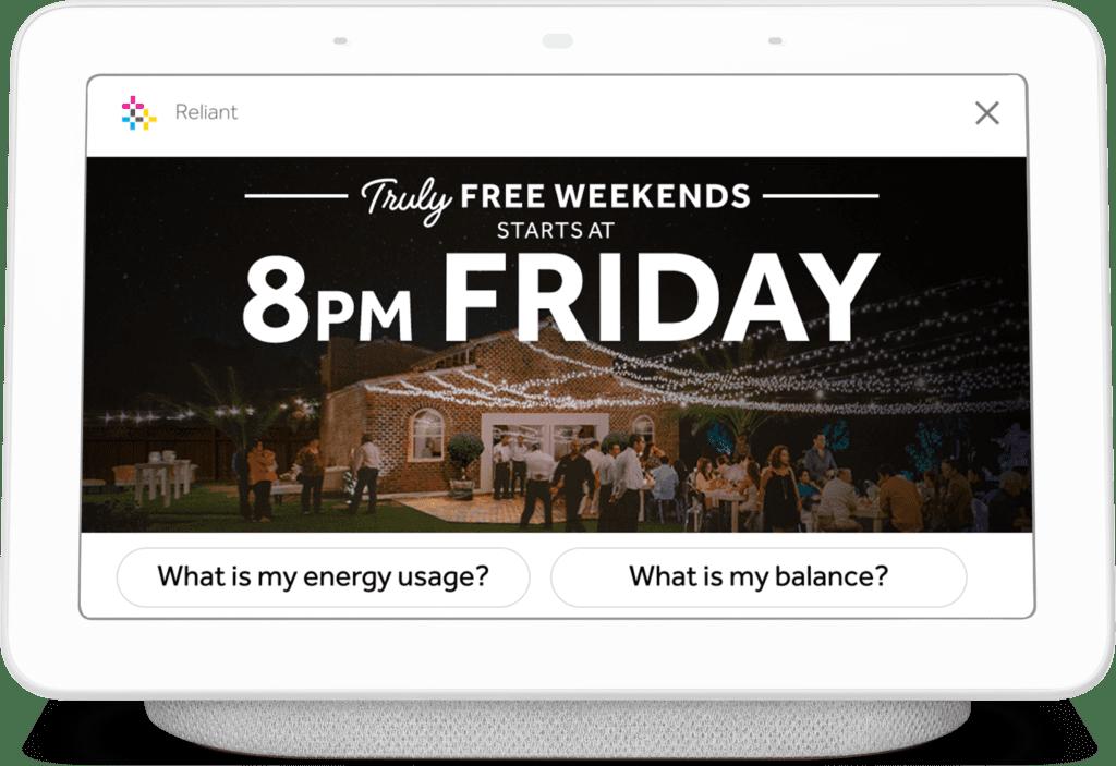 Google-Home-Hub-Reliant Energy