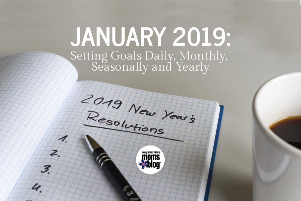 Resolutions Goals 2019