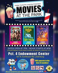 Movies Edinburg Pct. 4