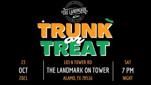 Trunk or Treat Landmark Alamo