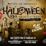 Halloween Nights of Terror Hidalgo
